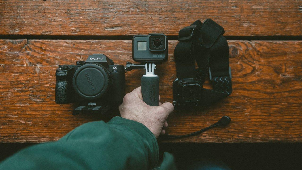カメラ Gopro7