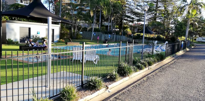 NRMA Port Macquarie Breakwall Holiday Park