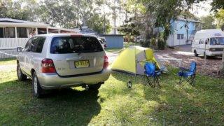Noosa Sea Scouts Camp