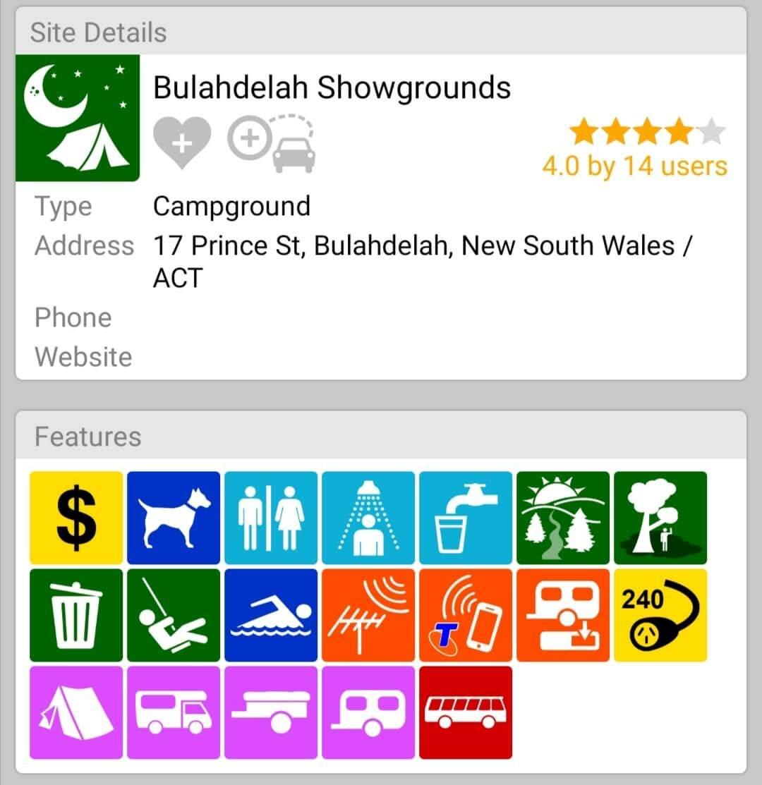 Bulahdelah Showgrounds