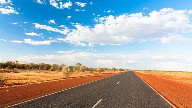 オーストラリア 道路状況