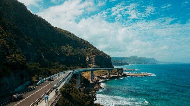 オーストラリア 有料道路