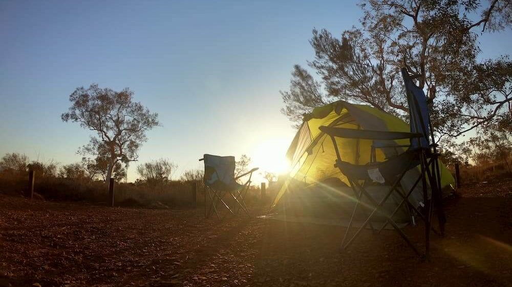 Karijini Eco Retreat & Savannah Campground