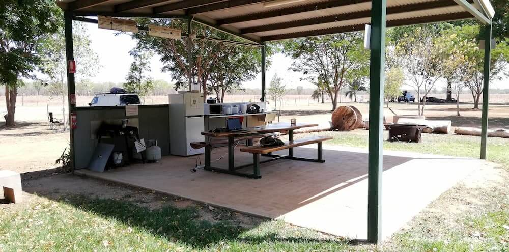 Manbulloo Homestead Caravan Park