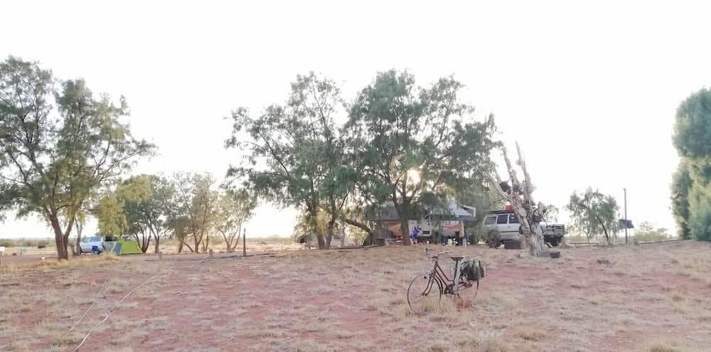 Giralia Bush Camp At The Homestead