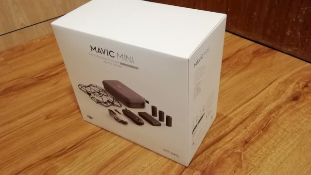 Mavic Mini Global